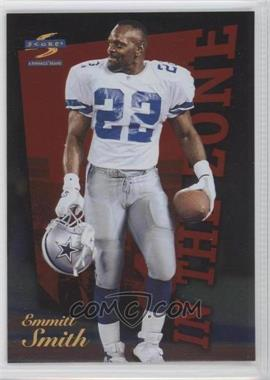 1996 Score - In the Zone #9 - Emmitt Smith