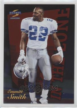 1996 Score - In the Zone #9 - Emmitt Smith