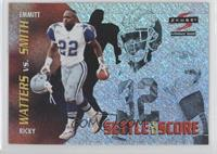 Emmitt Smith, Ricky Watters