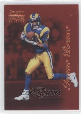 1996 Select Certified Edition - [Base] - Promo Red #1 - Isaac Bruce