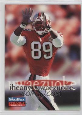 1996 Skybox Impact Rookies - [Base] #63 - Iheanyi Uwaezuoke
