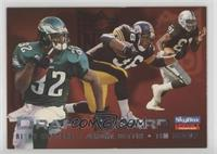 Ricky Watters, Jerome Bettis, Tim Brown
