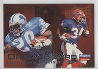 Barry Sanders, Thurman Thomas