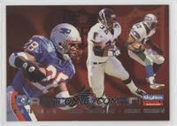 Jamal Anderson, Curtis Martin, Chris Warren