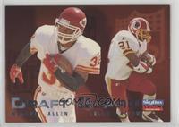 Marcus Allen, Terry Allen