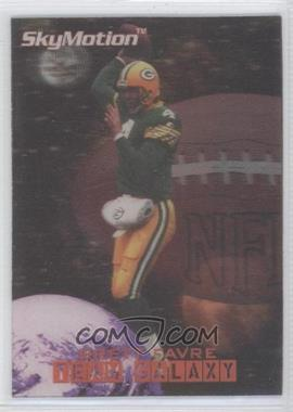 1996 Skybox SkyMotion - Team Galaxy #2 - Brett Favre