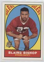 Blaine Bishop