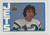 Joe Namath (1972 Topps)