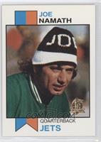 Joe Namath (1973 Topps)