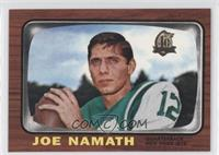 Joe Namath (1966 Topps)