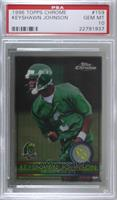 Keyshawn Johnson [PSA 10 GEM MT]