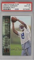 Marvin Harrison [PSA 10 GEM MT]
