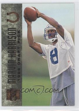 1996 Topps Stadium Club - [Base] #145 - Marvin Harrison