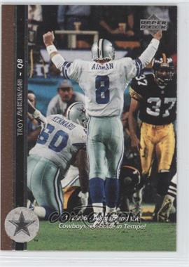 1996 Upper Deck - [Base] #276 - Troy Aikman
