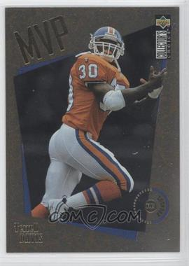 1996 Upper Deck Collector's Choice - MVPs - Gold #M14 - Terrell Davis