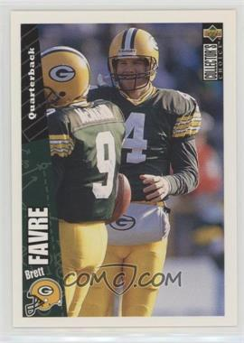 1996 Upper Deck Collector's Choice Green Bay Packers - [Base] #GB1 - Brett Favre