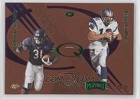 Rashaan Salaam, Shannon Sharpe, Ricky Watters, Kerry Collins