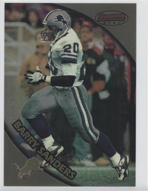 1997 Bowman's Best - Jumbo #2 - Barry Sanders