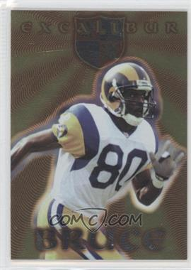 1997 Collector's Edge Excalibur - [???] #24 - Isaac Bruce /1000