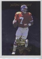 John Elway [Noted] #/2,000