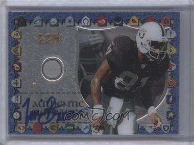 1997 Collector's Edge Excalibur - Game Gear #28 - Tim Brown /100