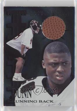1997 Collector's Edge Extreme - Game Gear Quads Game-Used #9 - Warrick Dunn