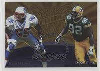 Willie McGinest, Reggie White