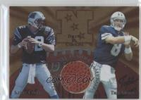 Troy Aikman, Kerry Collins