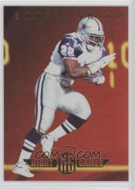 1997 Collector's Edge Masters - Night Games #7 - Emmitt Smith /1500
