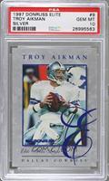 Troy Aikman /5000 [PSA10]