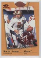 Steve Young #/3,000