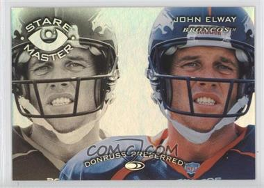 1997 Donruss Preferred - Stare Masters #19 - John Elway /1500