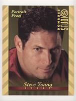 Steve Young [Noted] #/1,000