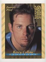 Kerry Collins [Noted] #/1,000