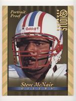 Steve McNair [EXtoNM] #519/1,000