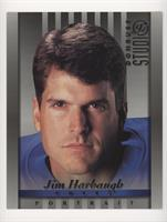 Jim Harbaugh [Noted]