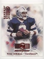 Troy Aikman [Noted] #/3,500
