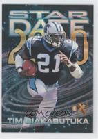 6318bf589 Tim Biakabutuka Carolina Panthers Football Cards - COMC Card Marketplace