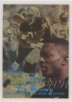 Tim Brown [EX to NM] #/100
