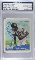 Gale Sayers [PSA/DNA Certified Encased]