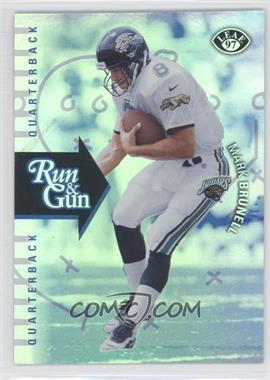 1997 Leaf - Run & Gun #6 - Mark Brunell, Natrone Means /3500