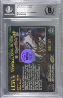 Terrell Davis [BGS Authentic]