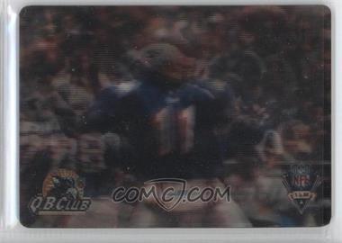 1997 Movi Motionvision Digital Replays - [Base] #16 - Drew Bledsoe
