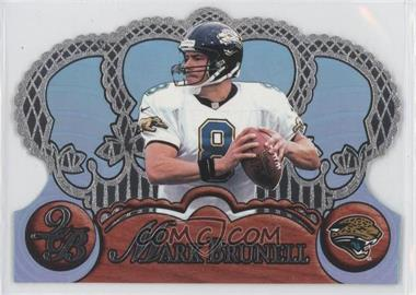 1997 Pacific Crown Royale - [Base] - Blue Holofoil #59 - Mark Brunell