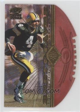 1997 Pacific Crown Royale - Cel-Fusions #7 - Brett Favre