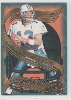 1997 Pacific Philadelphia - Milestones #13 - Dan Marino