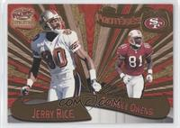 Jerry Rice, Terrell Owens