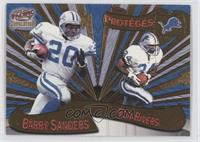 Barry Sanders, Ron Rivers