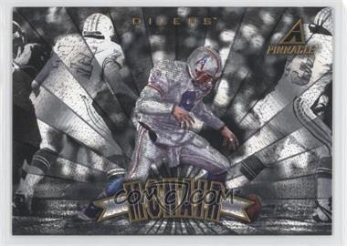 1997 Pinnacle - [Base] - Trophy Collection #P40 - Steve McNair