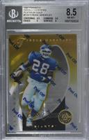 Tyrone Wheatley [BGS 8.5 NM‑MT+] #/30